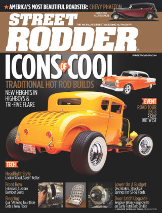 Street Rodder July 2014