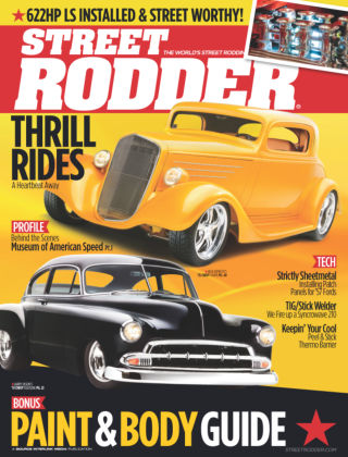 Street Rodder September 2014