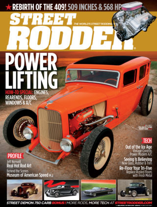 Street Rodder October 2014