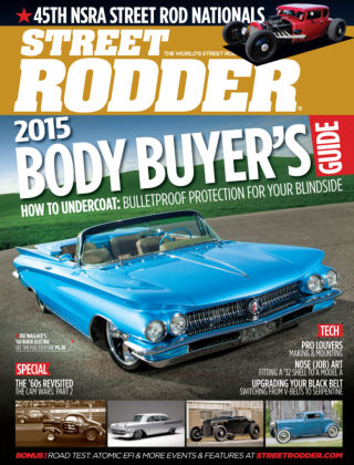Street Rodder January 2015