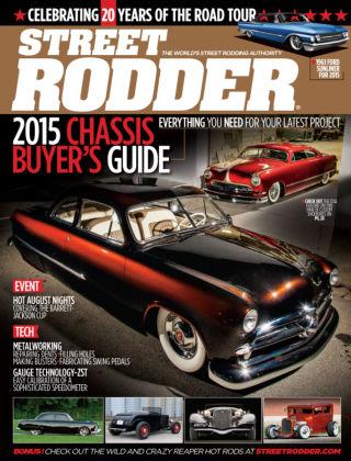 Street Rodder February 2015