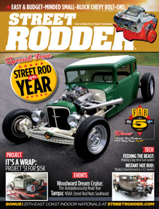 Street Rodder May 2015