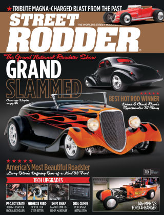 Street Rodder July 2015