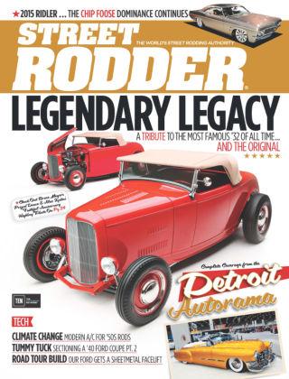 Street Rodder August 2015