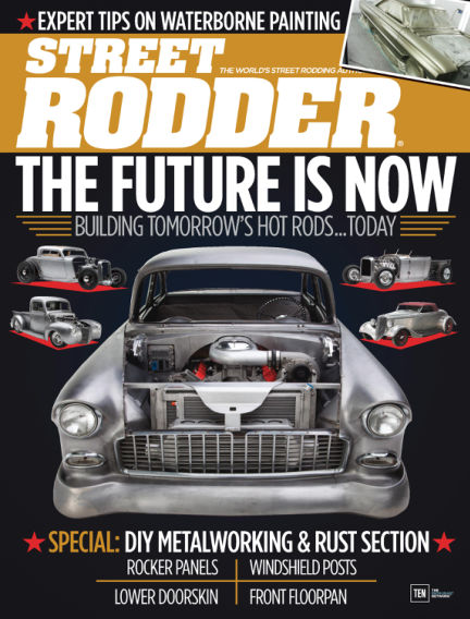 Street Rodder July 03, 2015 00:00