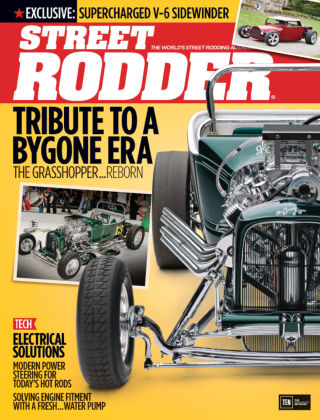 Street Rodder October 2015