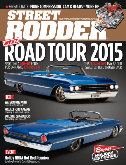Street Rodder October 02, 2015 00:00