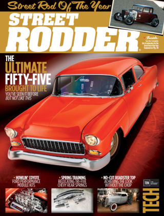 Street Rodder May 2016
