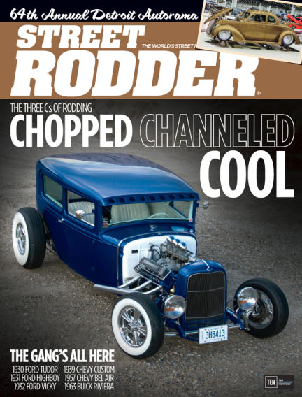 Street Rodder June 03, 2016 00:00