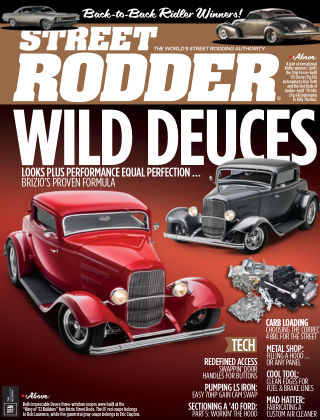 Street Rodder Oct 2016