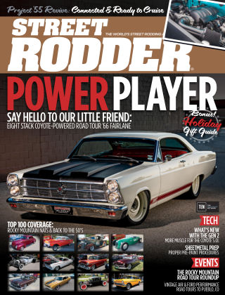 Street Rodder Dec 2016