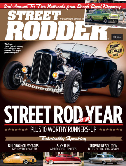 Street Rodder January 06, 2017 00:00