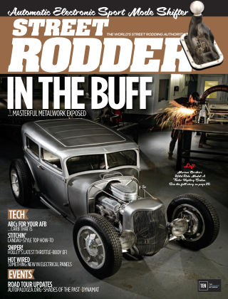 Street Rodder May 2017