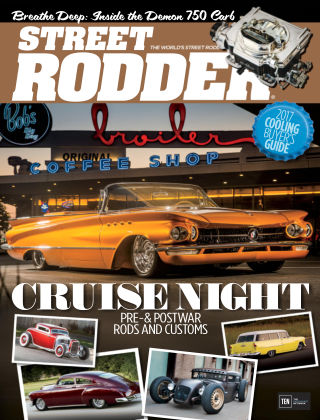 Street Rodder Jun 2017