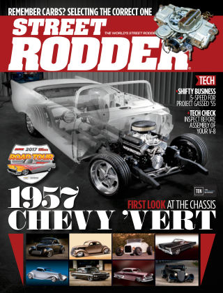 Street Rodder Jul 2017