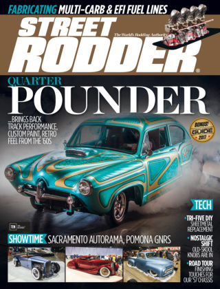 Street Rodder Aug 2017