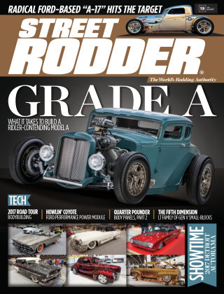 Street Rodder Sep 2017