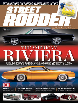 Street Rodder Oct 2017