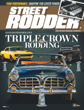 Street Rodder Apr 2018