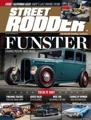 Street Rodder May 2018
