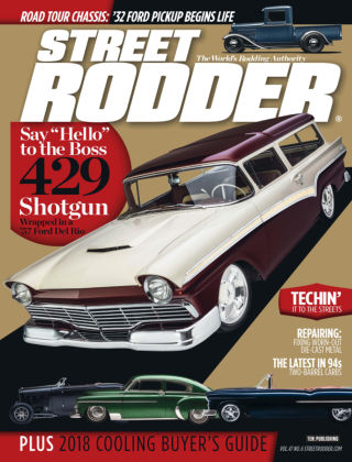 Street Rodder Jun 2018
