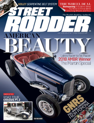 Street Rodder Jul 2018