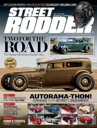 Street Rodder Aug 2018