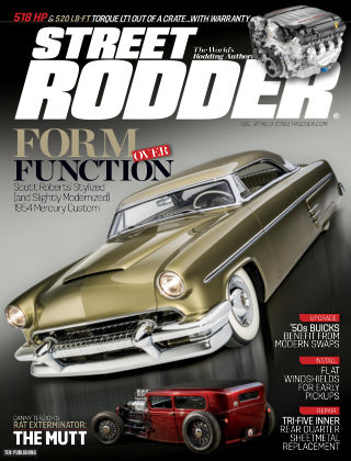 Street Rodder Sep 2018