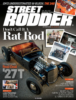 Street Rodder Oct 2018