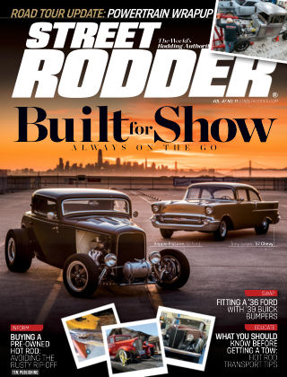 Street Rodder Nov 2018