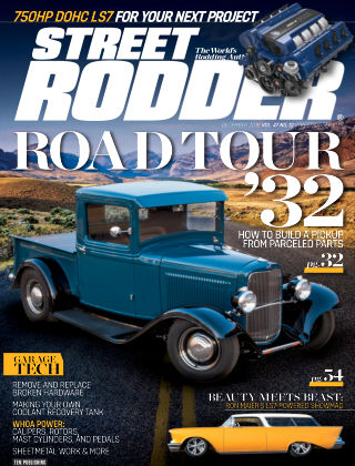 Street Rodder Dec 2018