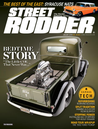 Street Rodder Jan 2019