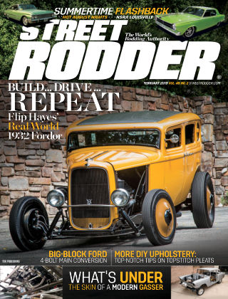 Street Rodder Feb 2019