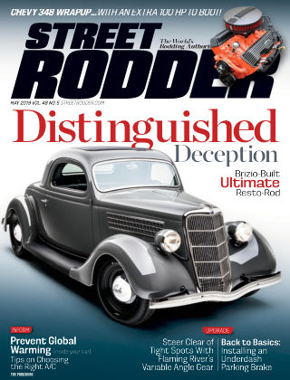 Street Rodder May 2019