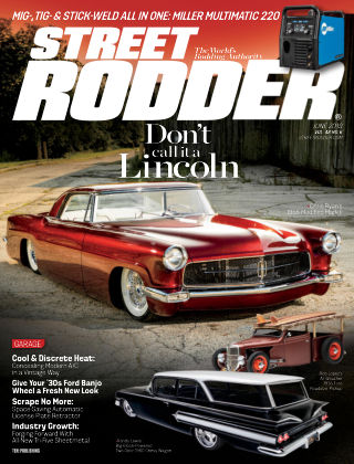 Street Rodder Jun 2019
