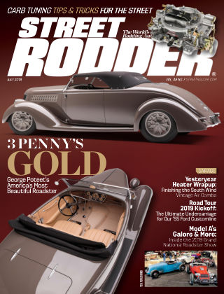 Street Rodder Jul 2019