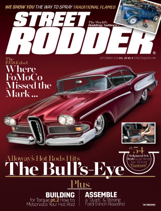 Street Rodder Sep 2019