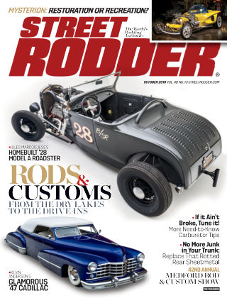 Street Rodder Oct 2019