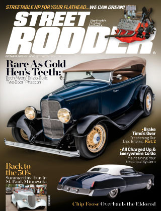 Street Rodder Dec 2019