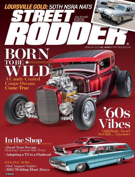 Street Rodder December 06, 2019 00:00