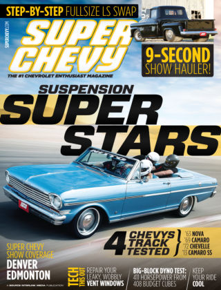 Super Chevy January 2014