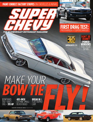 Super Chevy December 2013