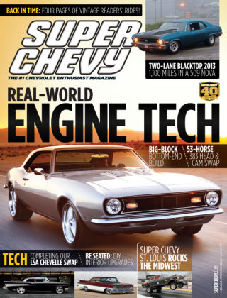 Super Chevy November 2013