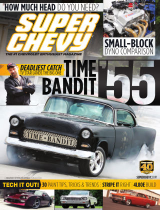 Super Chevy August 2013