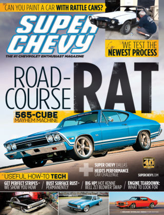 Super Chevy September 2013