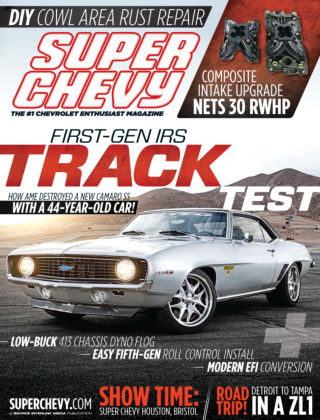 Super Chevy February 2014