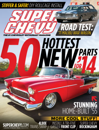 Super Chevy March 2014
