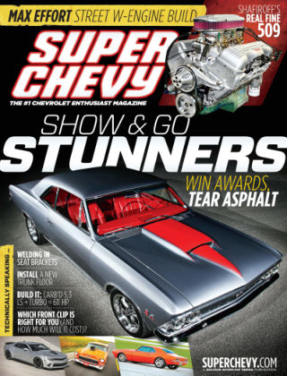 Super Chevy April 2014