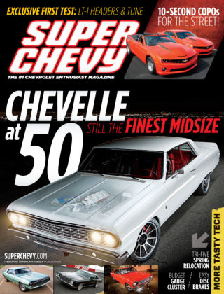 Super Chevy May 2014