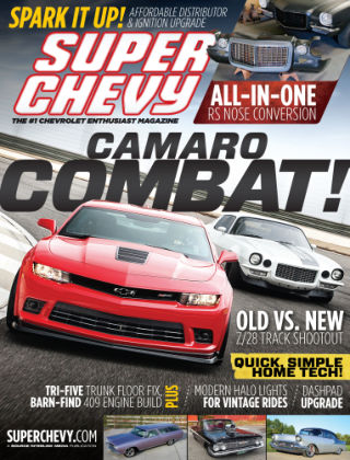 Super Chevy June 2014